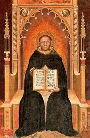"""Lecture: """"The Early Cult of Thomas Aquinas in Southern Italy"""""""