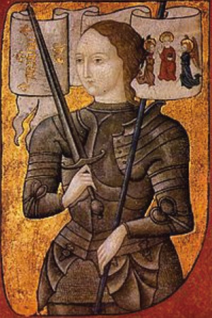 Joan of Arc: Saint for a Secular Society