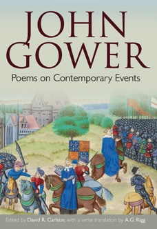 John Gower. Poems on Contemporary Events: The Visio Anglie (1381) and Cronica tripertita (1400)
