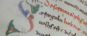 Latin Palaeography at the Pontifical Institute